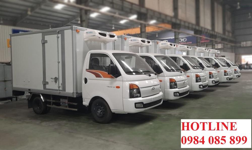 xe tải đông lạnh 1 tấn Hyundai H150