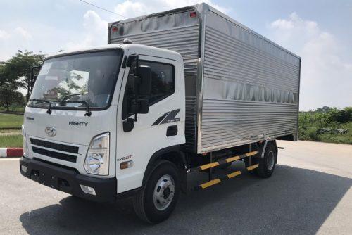 Xe tải Hyundai EX8 GTS2 thùng kín 8 tấn