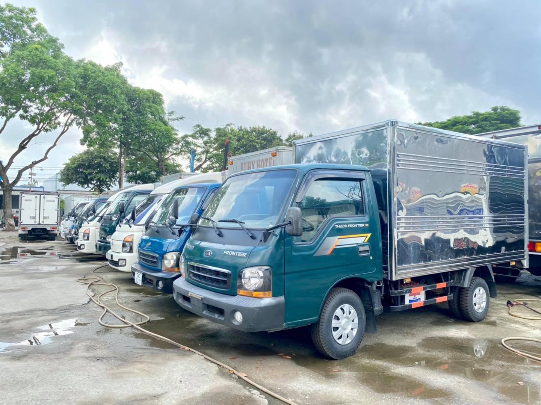 Bán xe tải 1 tấn cũ ở Lai Châu
