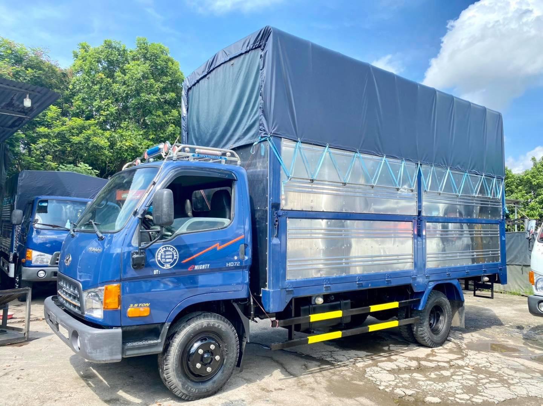 Bán xe tải 3.5 tấn cũ ở Lai Châu