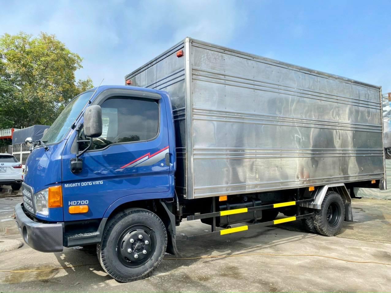 Bán xe tải 7 tấn cũ ở Lai Châu