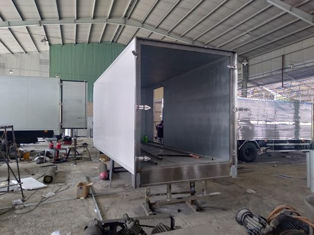Công ty đóng thùng đông lạnh