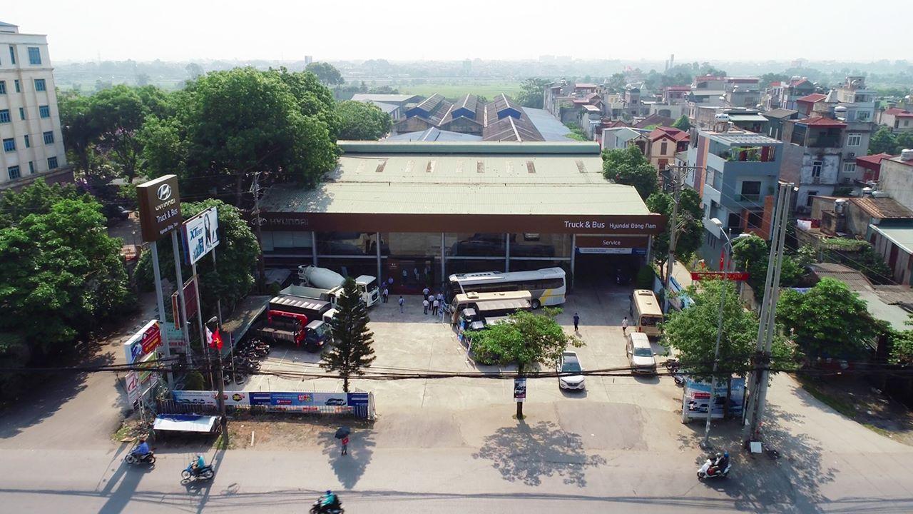 Địa chỉ Hyundai Đông Nam