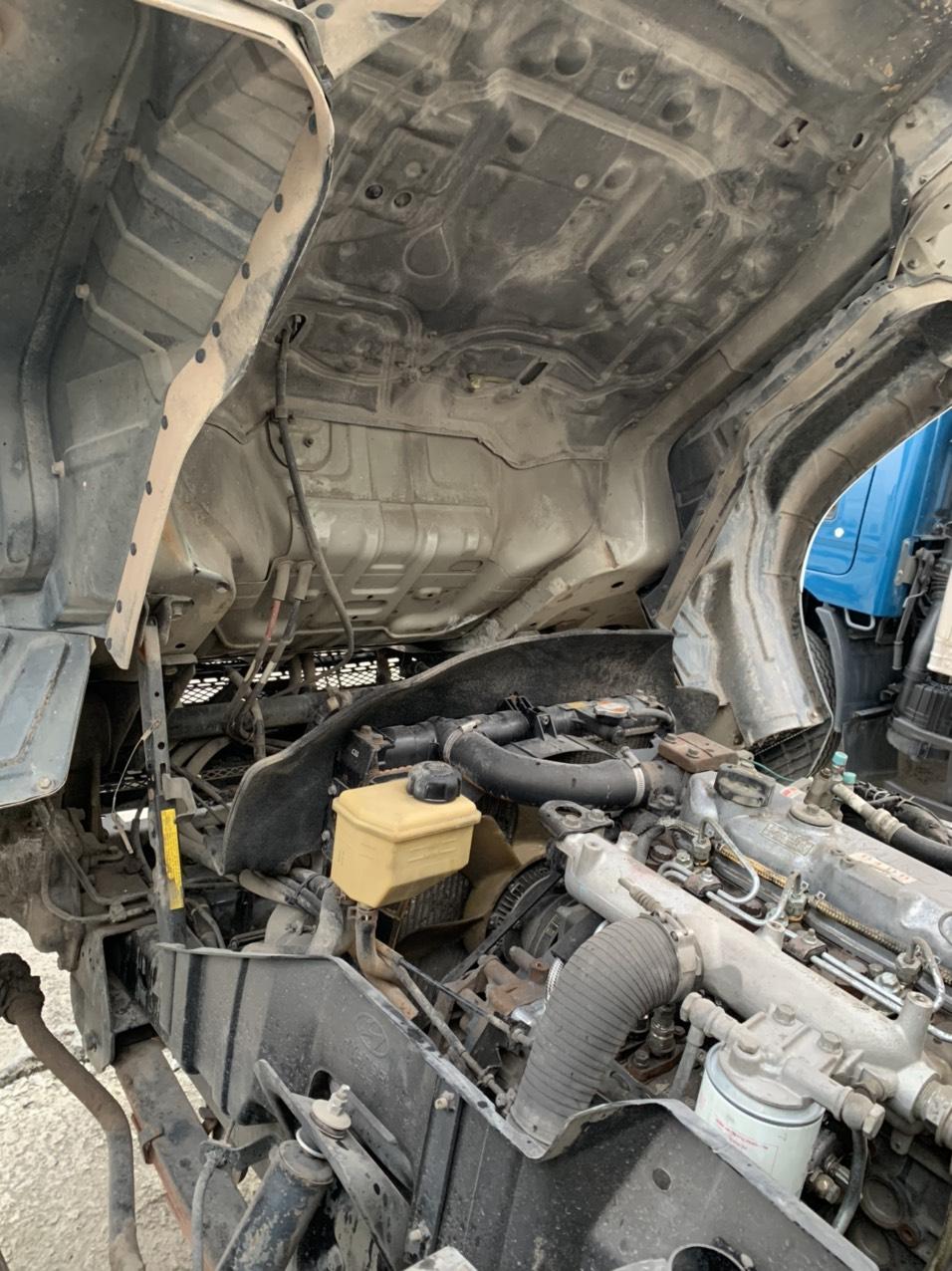 Động cơ xe đông lạnh 3.5 tấn