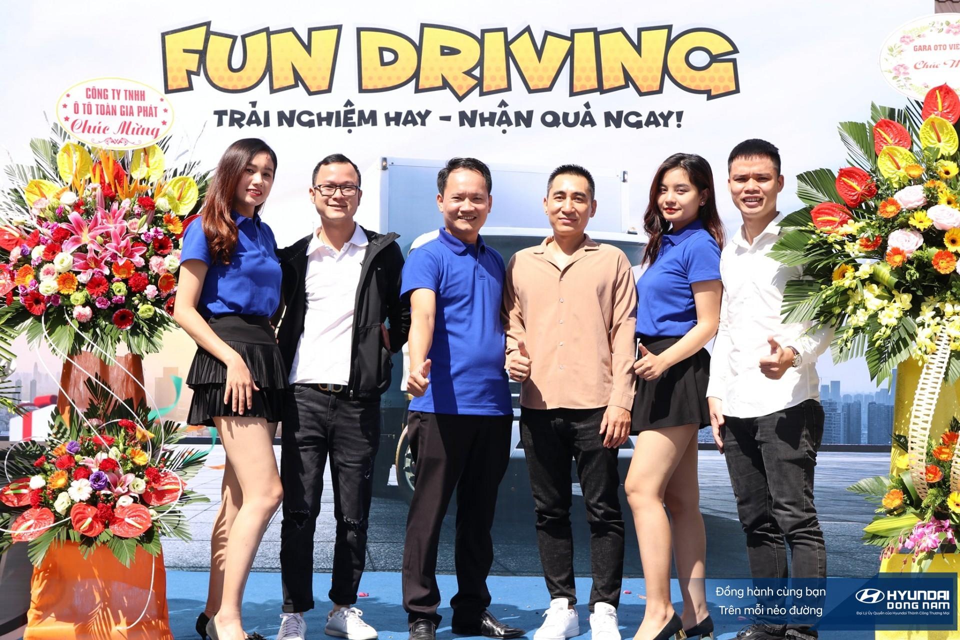 Hình ảnh Hyundai Đông Nam tri ân khách hàng