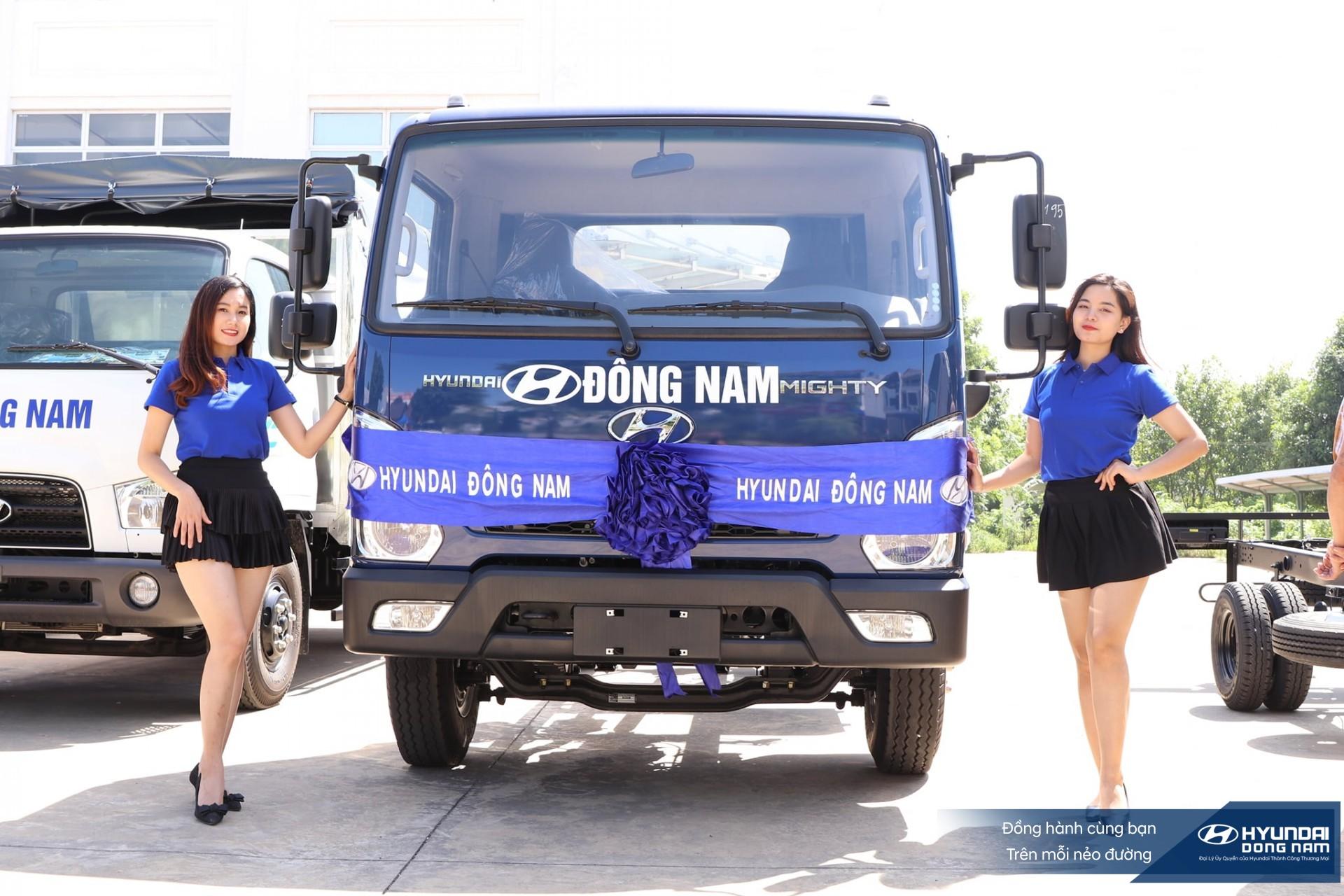Lễ ra mắt sản phẩm mới ở Hyundai Đông Nam