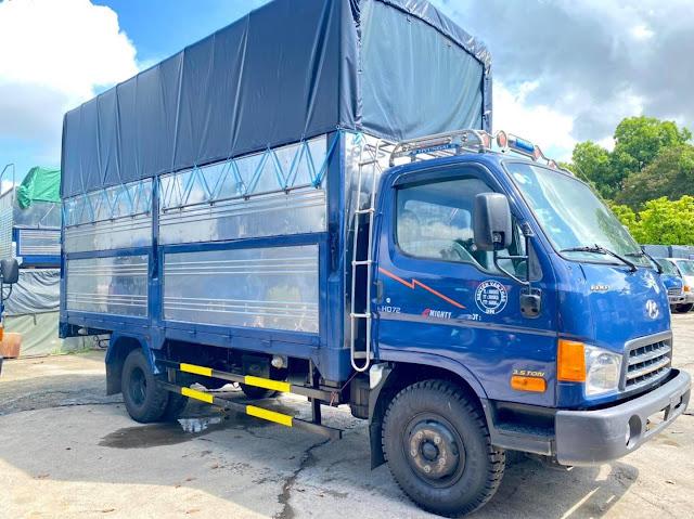Mua bán xe tải 2.5 tấn cũ ở Lào Cai