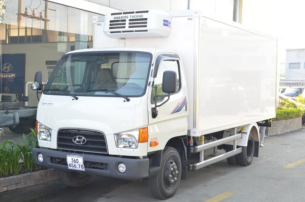 Xe tải đông lạnh 2.5 tấn cũ