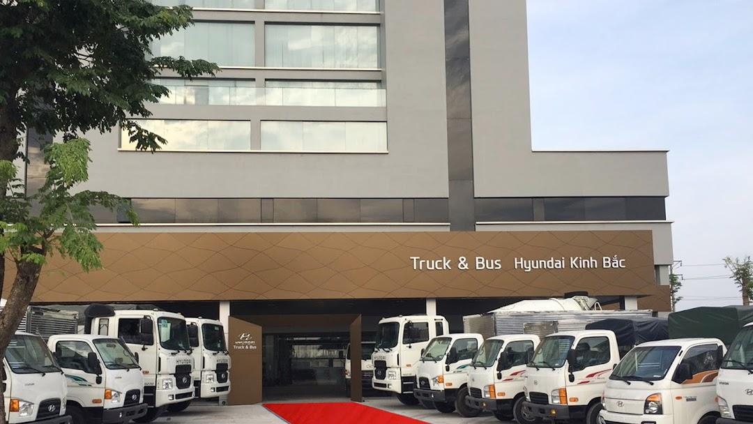 Xưởng dịch vụ ô tô Kinh Bắc